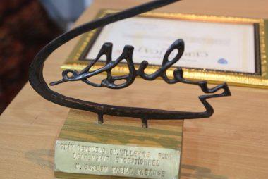 Prix Révérend Dr Milenge pour Leadership exceptionnel